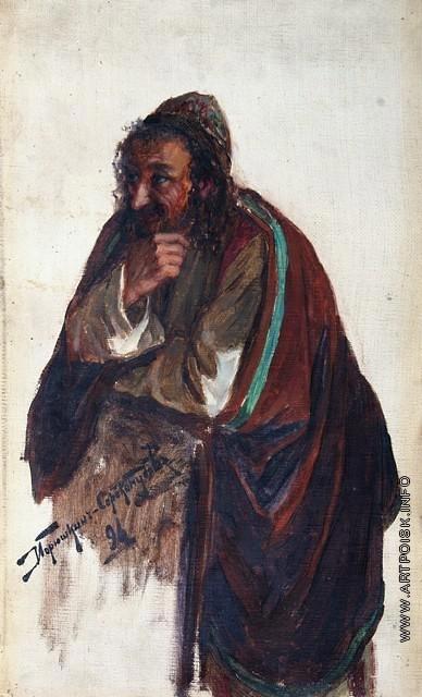Горюшкин-Сорокопудов И. С. Восточный этюд
