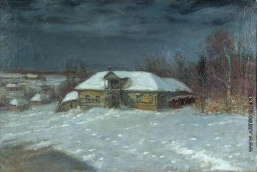 Аладжалов Э. Х. Зима