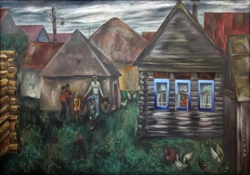 Якутров В. Ф. После дождя