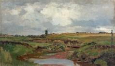 Хохряков Н. Н. Деревня