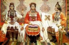 Сидельников И. И. Вышивальщицы