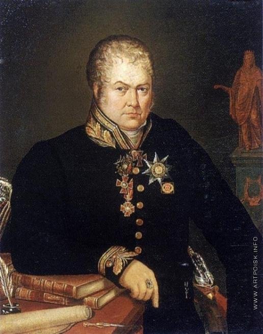 Иванов З. И. Портрет Г.И. Солнцева