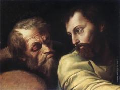 Иванов А. А. Головы апостолов