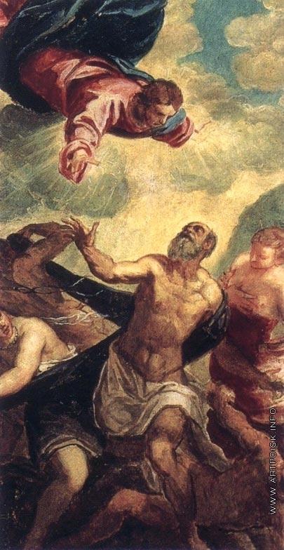 Иванов А. А. Искушение Святого Антония