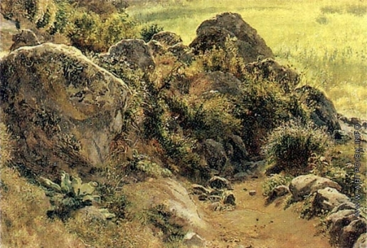 Иванов А. А. Камни и трава