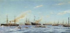 Беггров А. К. Корабли, построенные в 1883-1896 годах на Балтийском судостроительном и Механическом заводе в Санкт-Петербурге корабельным инженером Н.Е.Титовым