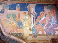 Дионисий Роспись церкви Рождества Богородицы в Ферапонтовом монастыре