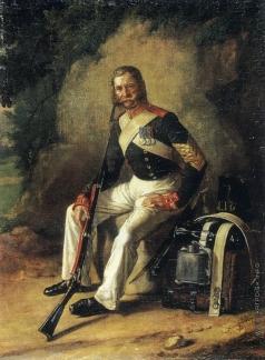 Заболотский П. Е. Ветеран 1812 года
