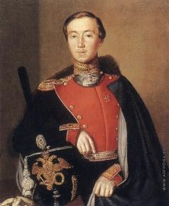 Заболотский П. Е. Портрет В.Г. Гасфорда