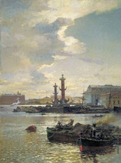 Беггров А. К. Петербургская Биржа