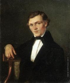 Жуков Д. С. Портрет неизвестного