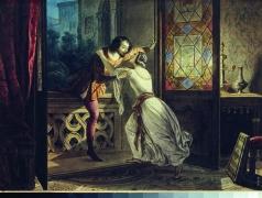 Брюллов К. П. Ромео и Джульетта