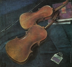 Самохвалов А. Н. Скрипки