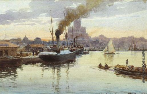 Бенуа А. Н. Порт