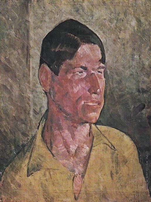 Самохвалов А. Н. Портрет Кувы