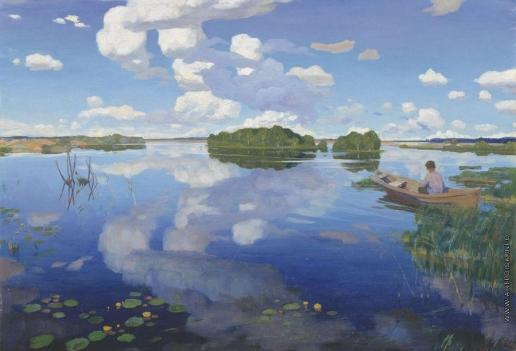 Бобровский Г. М. Озеро