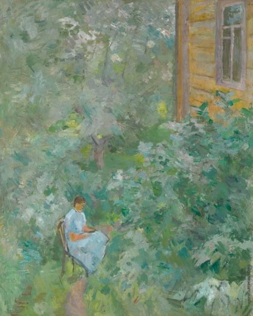 Фальк Р. Р. В саду
