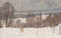 Харитонов А. В. Зима