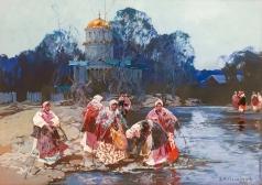Колесников С. Ф. Русский пейзаж