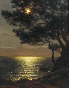 Шультце И. Ф. Лунный берег