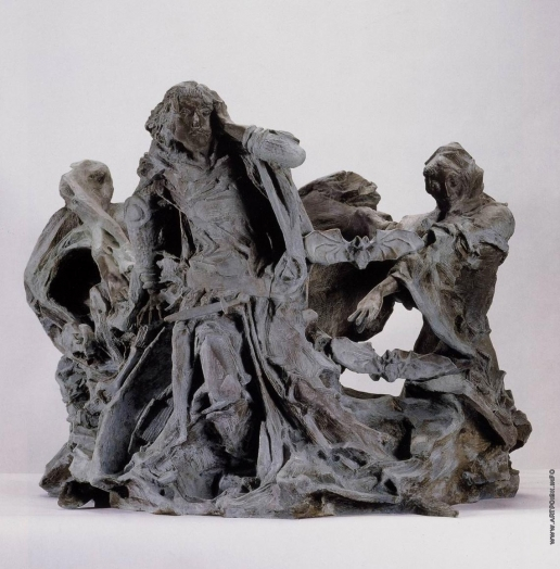 Врубель М. А. Роберт и монахини