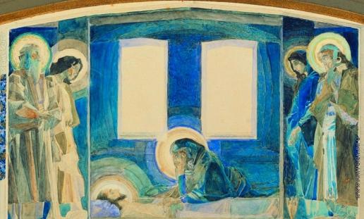 Врубель М. А. Надгробный плач