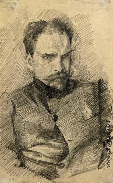Врубель М. А. Почтовый чиновник