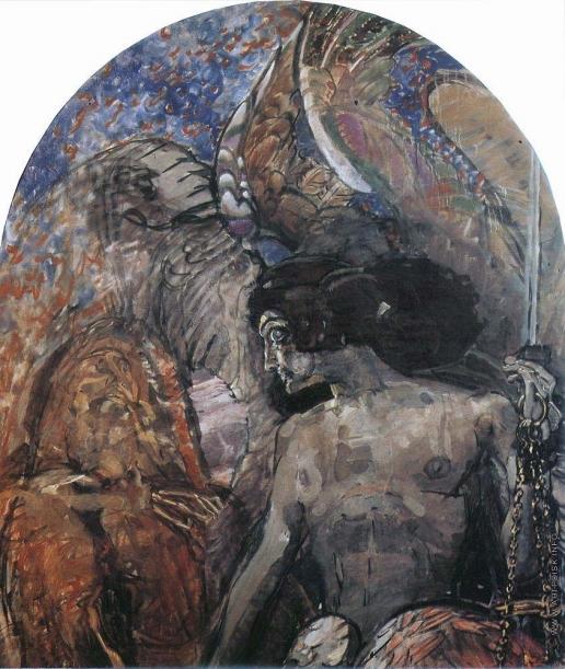 Врубель М. А. Пророк