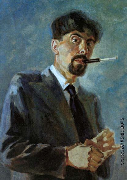 Анопьян А. О. Автопортрет
