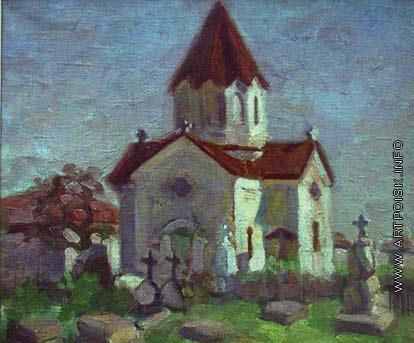 Анопьян А. О. Армянский храм