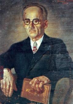 Анопьян А. О. Портрет отца