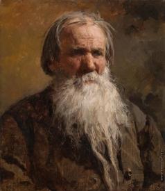 Поленов В. Д. Портрет Василия Петровича  Щеголёнка