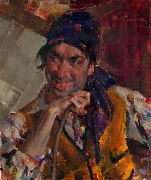 Фешин Н. И. Портрет Антонио Триана