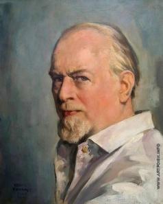 Иванов С. П. Автопортрет