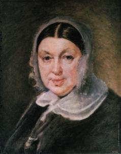 Рослин А. Портрет Оболенской