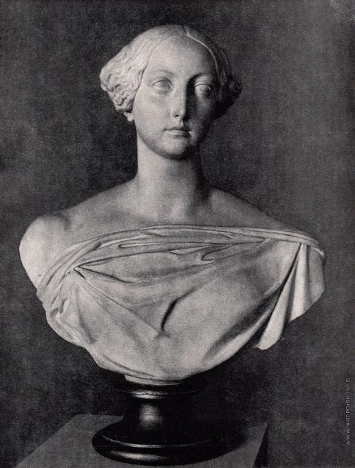 Витали И. П. Женский портрет