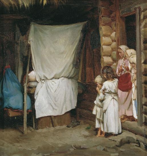 Лемох К. В. Новый член семьи