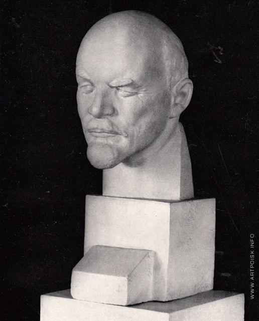Андреев Н. А. Портрет В.И. Ленина