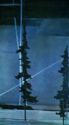 Нисский Г. Г. Ночь 1941 года