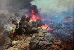 Волков Ю. В. Подвиг пяти черноморцев