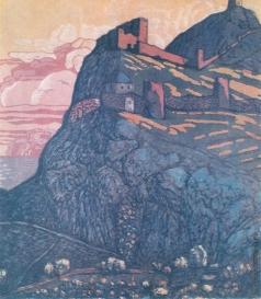 Благовещенский В. И. Судакская крепость
