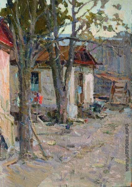 Захаров Ф. З. Старая Массандра