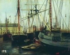 Боголюбов А. П. Антверпен