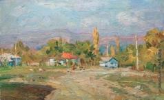 Захаров Ф. З. Весна