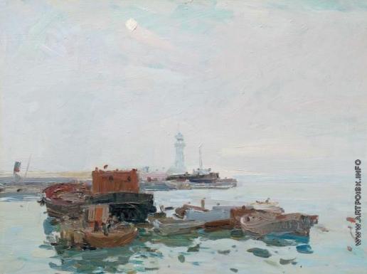Захаров Ф. З. Маяк