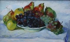 Барсамов Н. С. Груши, персики и виноград