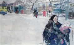 Яблонская Т. Н. Мать