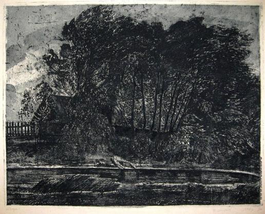 Лопухова Н. И. Озеро