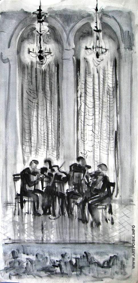 Лопухова Н. И. Оркестр
