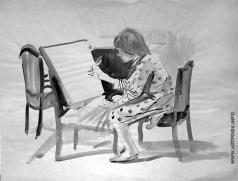 Лопухова Н. И. Рисование